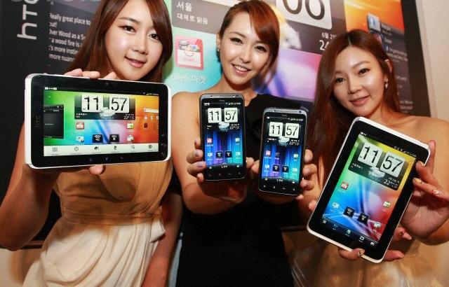 Бюджетный планшет HTC