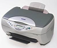 Рис. 1. Epson Stylus CX3200