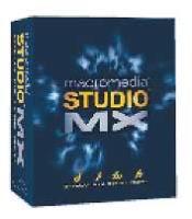 Рис. 1. Macromedia MX Studio