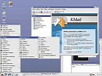 Рис. 3. KDE 3