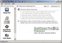 Рис. 2. Bad Copy Pro 3.63