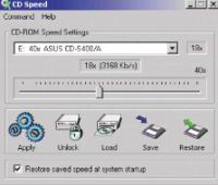 Рис. 1. CD Speed 3.3
