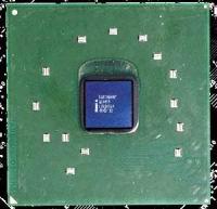 Рис. 2. Memory Controller Hub, микросхема 82875Р, он же северный мост