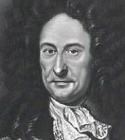 Рис. 6. Готфрид Вильгельм Лейбниц