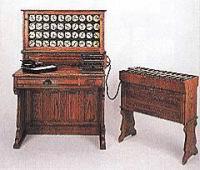 Рис. 2. Электрический табулятор (счетно-перфорационная машина)