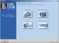 Рис. 1. Dr. Divx 1.0