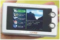 Рис. 30. МР3-, WMA-, видеоплеер Lyra