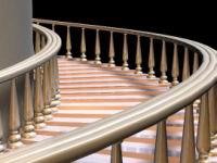 Рис. 1. Лестница