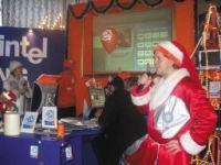 Новогодняя компьютерная ярмарка 2002