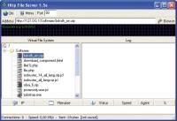 Рис. 6. Http File Server 1.5e