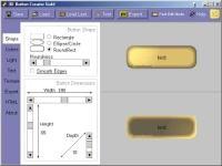Рис. 3. 3D Button Creator Gold 1.0