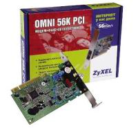 Рис. 2. ZyXEL Omni 56K PCI
