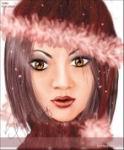 Anime portrait — Saengthana (http://sana-chan.deviantart.com)