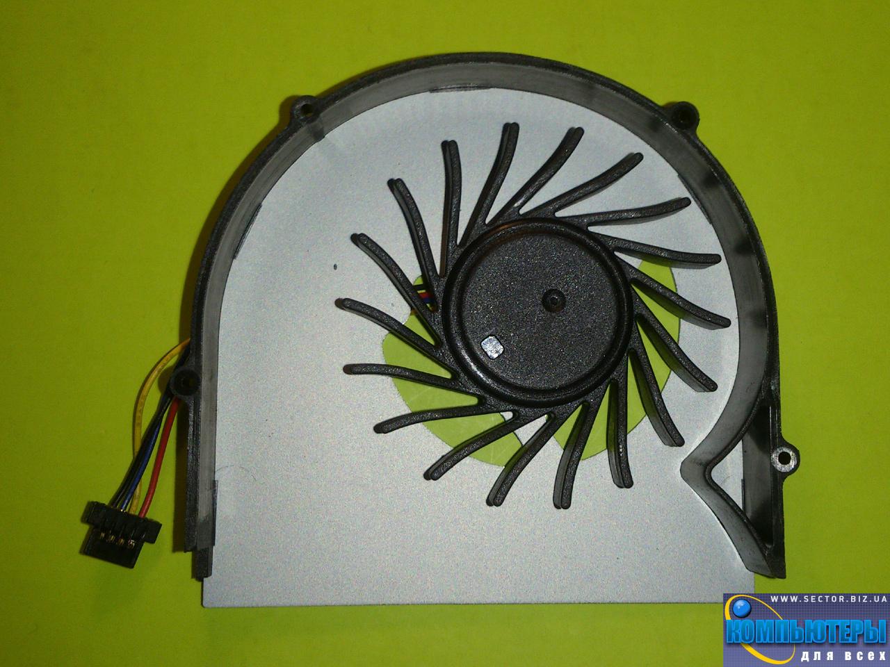 Кулер к ноутбуку Lenovo B560 B560A B560G B565 V560 V565 Z560 p/n: AB7205HX-GC1. Фото № 3.