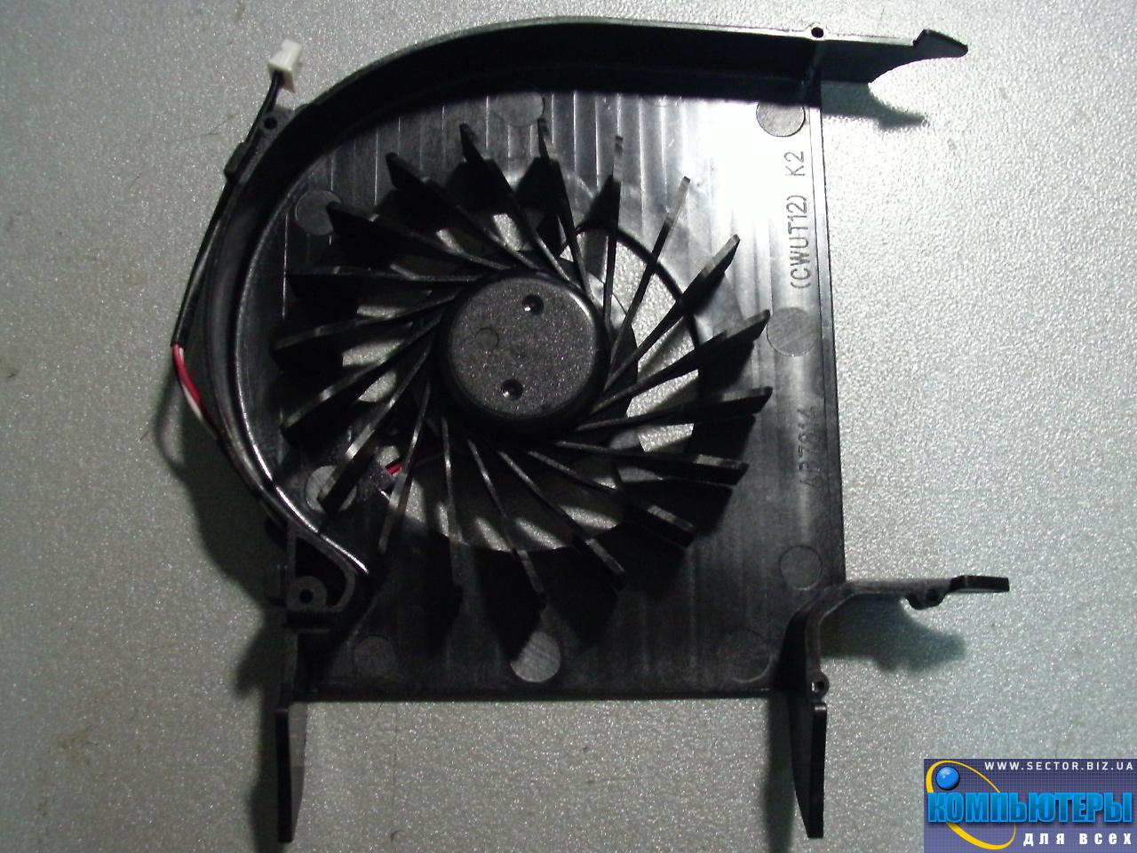 Кулер к ноутбуку HP Pavilion DV6-1000 DV6-1100 DV6-1200 DV6-2000 DV6-2100 DV6-2200 DV6 DV6T DV6Z p/n: AB7805HX-L03. Фото № 3.