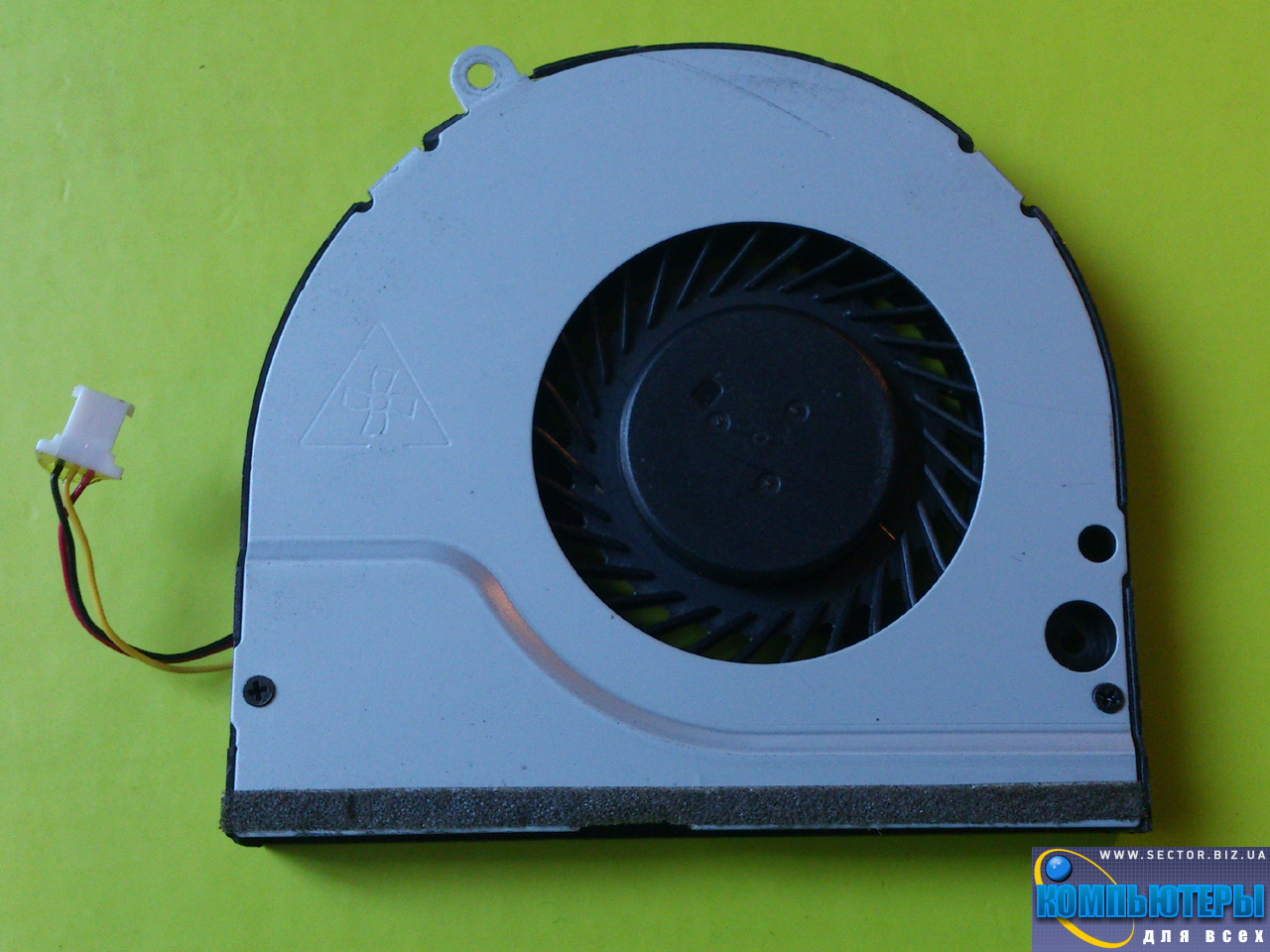 Кулер к ноутбуку Packard Bell EasyNote TE69BM TE69CX p/n: DFS501105FQ0T FFC2. Фото № 2.
