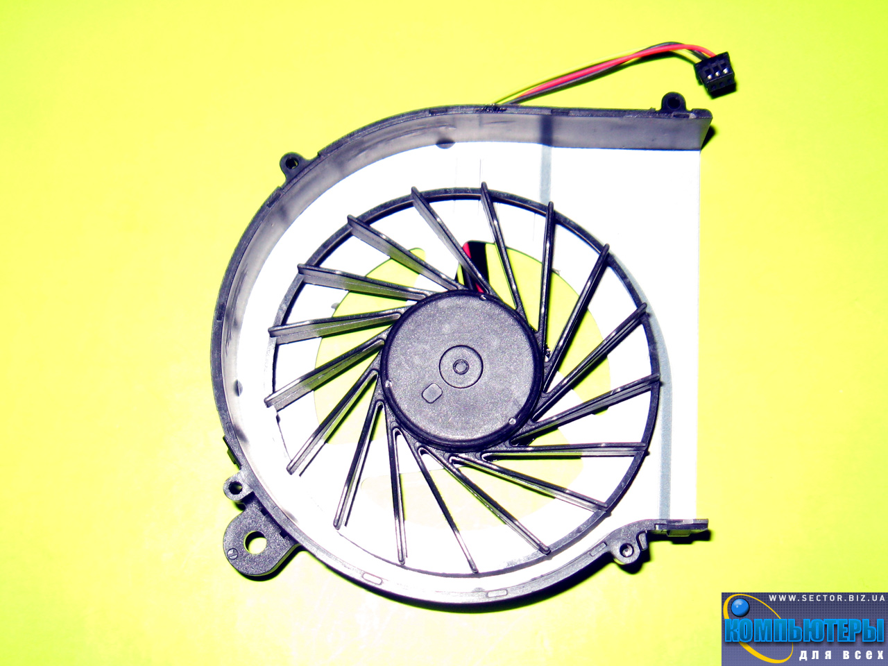 Кулер к ноутбуку HP Compaq CQ42 G42 G4 G6 G7 CQ56 G56 p/n: DFS531105MC0T FAB9. Фото № 1.