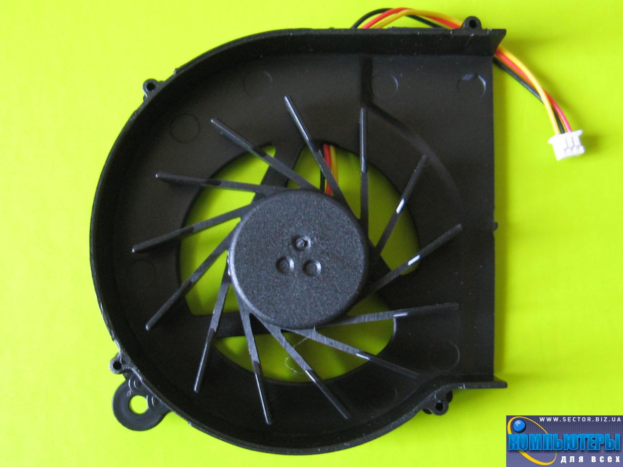 Кулер к ноутбуку HP Compaq CQ42 G42 G4 G6 G7 CQ56 G56 p/n: DFS531205HC0T. Фото № 2.