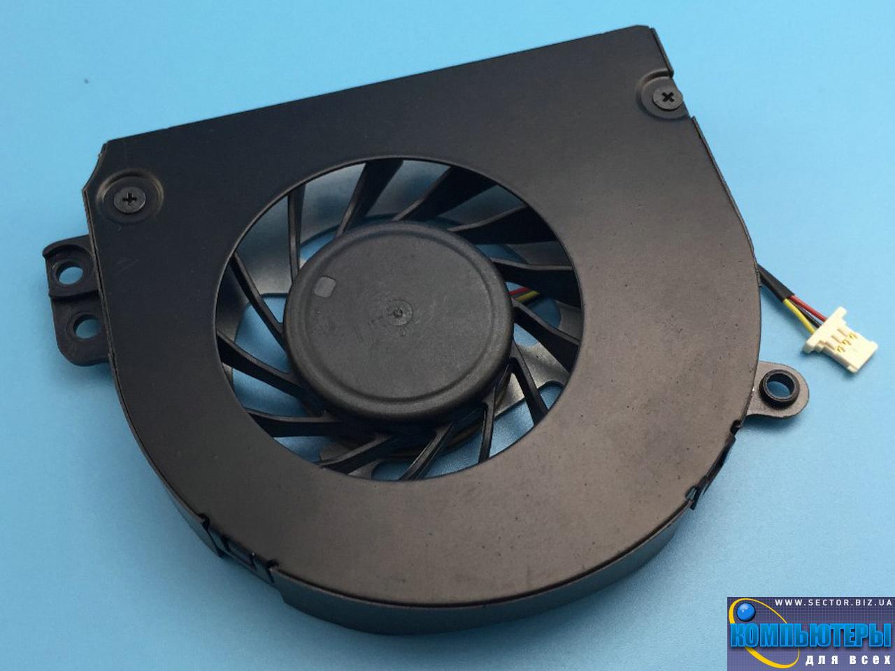 Кулер к ноутбуку Dell Inspiron 1464 1564 1764 P07E P08F P09G p/n: DFS531205HC0T F9S8. Фото № 4.