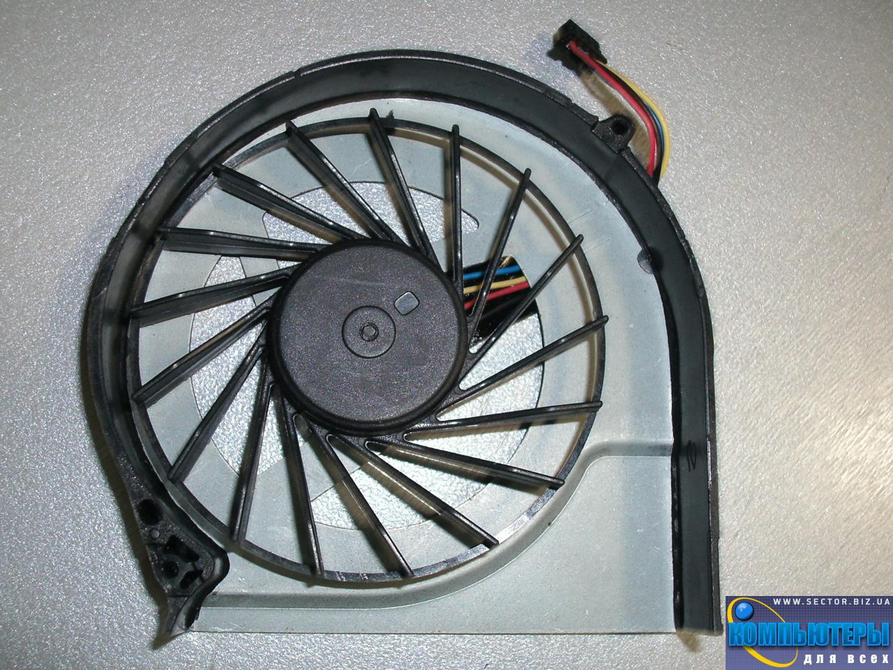 Кулер к ноутбуку HP Pavilion G4-2000 G4-2045TX G4-2006AX G6-2000 G6-2328TX G7-2000 p/n: DFS531205MC0T FB5S 683193-001. Фото № 1.