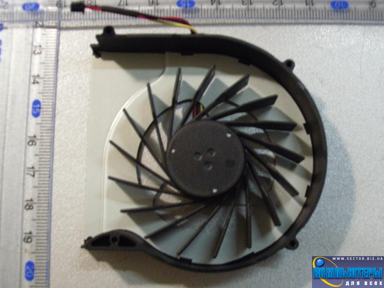 Кулер к ноутбуку HP Pavilion DV7T-4100 DV7-4200 DV7T-4200 DV7-4300 DV7T-4300 p/n: KSB0505HA-9J99. Фото № 1.