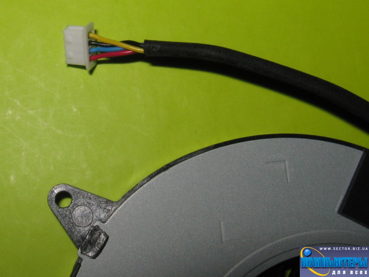 Кулер к ноутбуку Asus X401U X501U X401V X501V p/n: KSB0705HB-CA72. Фото № 2.