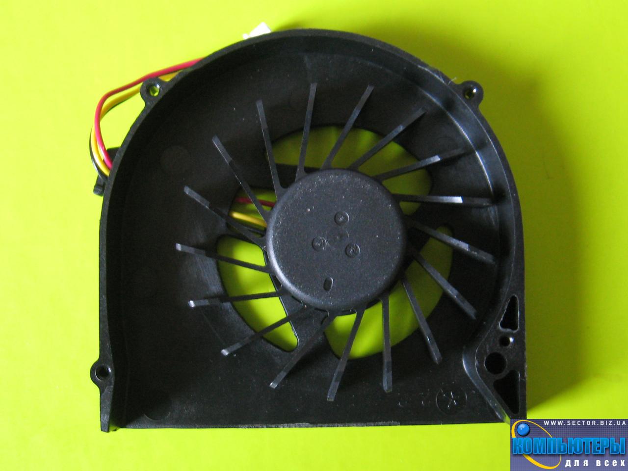 Кулер к ноутбуку Dell Inspiron 15R N5010 M5010 p/n: MF60120V1-B020-G99. Фото № 1.