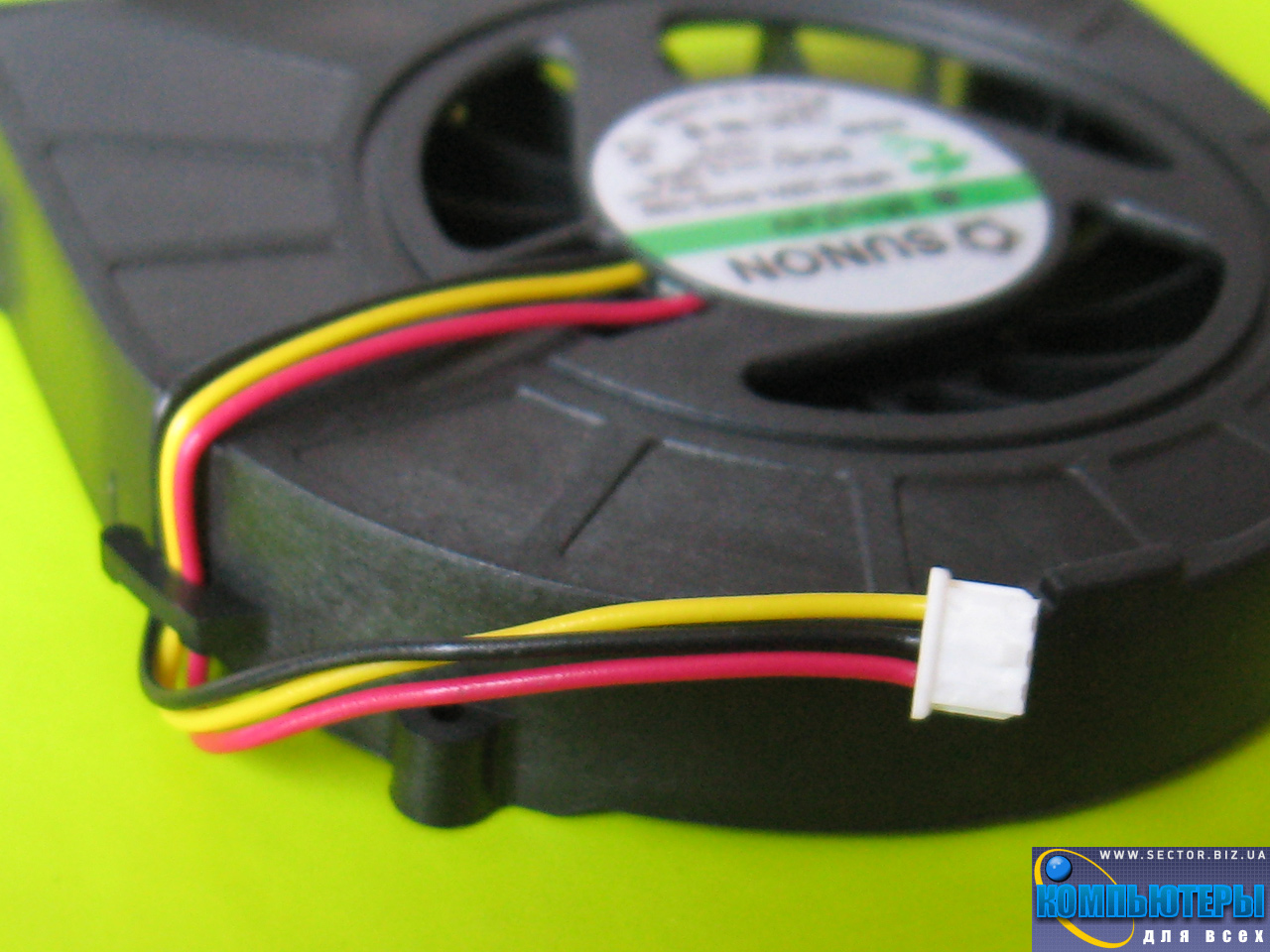 Кулер к ноутбуку Dell Inspiron 15R N5010 M5010 p/n: MF60120V1-B020-G99. Фото № 4.