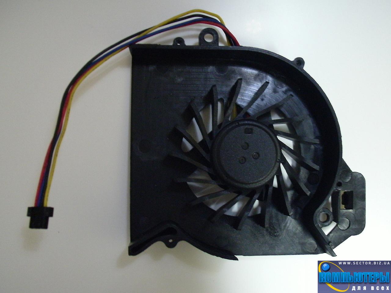 Кулер к ноутбуку HP Pavilion DV6-6200 DV6-6b00 DV6-6c00 DV7-6000 ProBook 4530S p/n: MF60120V1-C181-S9A. Фото № 1.