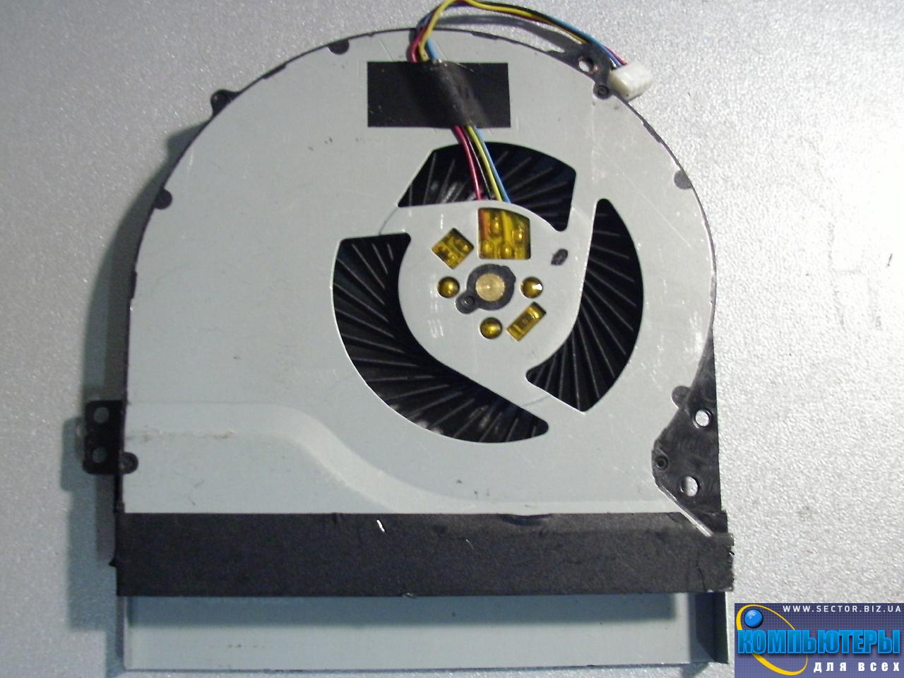 Кулер к ноутбуку Asus X450 X450CA X550 X550C X550V X550VC p/n: MF75070V1-C090-S9A. Фото № 4.