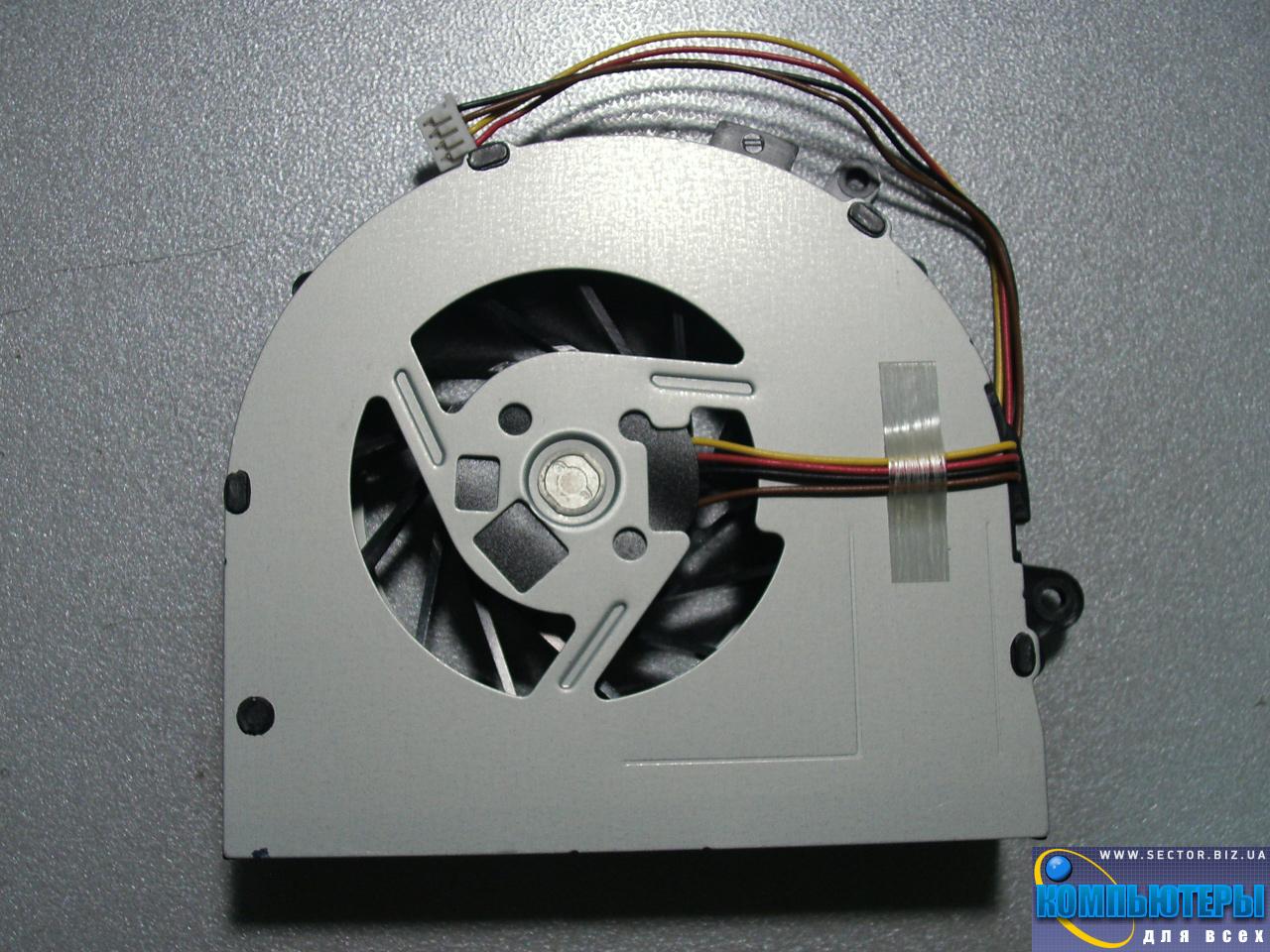 Кулер к ноутбуку Lenovo G480 G485 G580 G585 vers.1 p/n: UDQFLJP04DCM 3219Q2. Фото № 4.